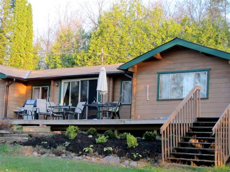 cottage 412 for rent on lake manitouwabing near parry