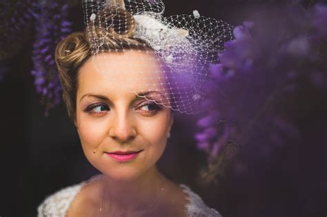Vintage Wedding Hair Sheffield by Kedleston And Papakata Wedding