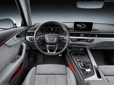 audi a4 2016 interior audi a4 allroad quattro wagon cars 2016 interior wallpaper