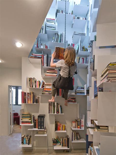 finally in a book nook inmod style