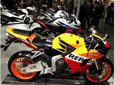 [モーサイ2013] Honda CBR125R / CBR400R / CB400F / 400X ... Kawasaki 250