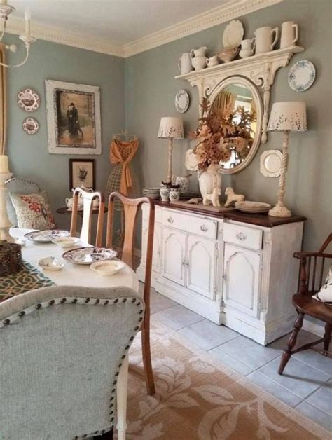 upside  mirrored dresser genius french country