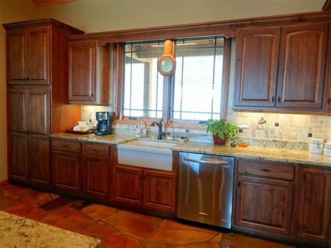 Cranberry Kitchen Cabinets by Cranberry Rustic Kitchen Rustic Kitchen