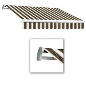 awntech 10 ft lx manual retractable acrylic awning
