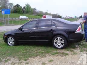 2007 Ford Fusion For Sale 2007 Ford Fusion Sel For Sale In Wright City Missouri