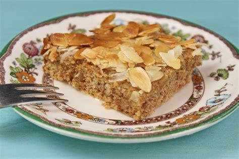 einfache schnelle kuchen mandelkuchen rezept schnelle blechkuchen rezepte