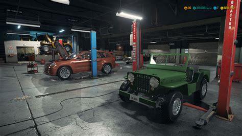 cars mechanic simulator 2018 car mechanic simulator 2018 in jeep dlc si