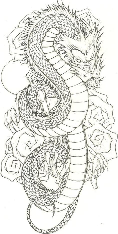 tattoo flash dragon dragon flash by vizualassassin on deviantart dragon