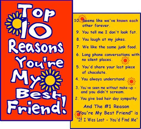the best 10 reasons why you re the best fill in the blank gift books 06 11 14 best friend quotes