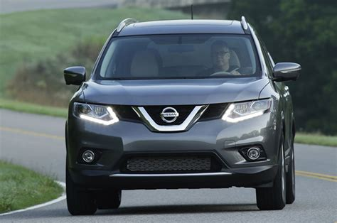 2014 nissan rogue front view1 photo 11