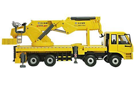 Diecast Truck Crane 1 35 scale model xcmg sqz4000a articulated truck crane