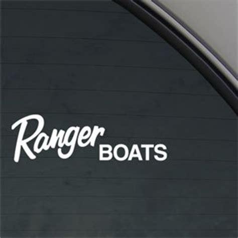 ranger boats window decals ranger boat decal boat cruiser truck window