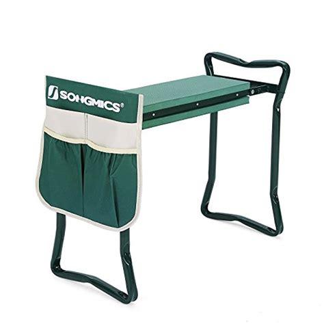 Kneel Stool by Garden Kneeler Bench Seat Foldable Pad Kneeling Tool