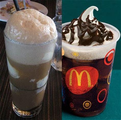 Coffee Float Mcd mcdonald philippines mcdonalds coke float and mcfloats