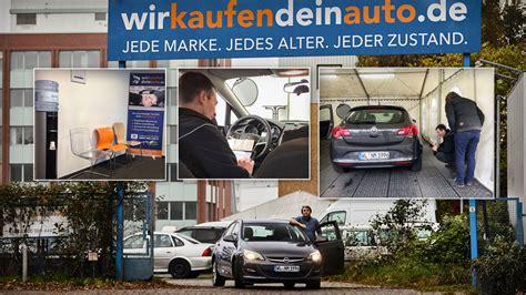 Wir Kaufen Dein Auto Test Adac by Wir Kaufen Dein Auto Zahlen Die Wirklich Einen Fairen