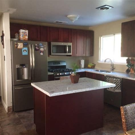 complete kitchen cabinets complete kitchen remodel for under 10 000 modern