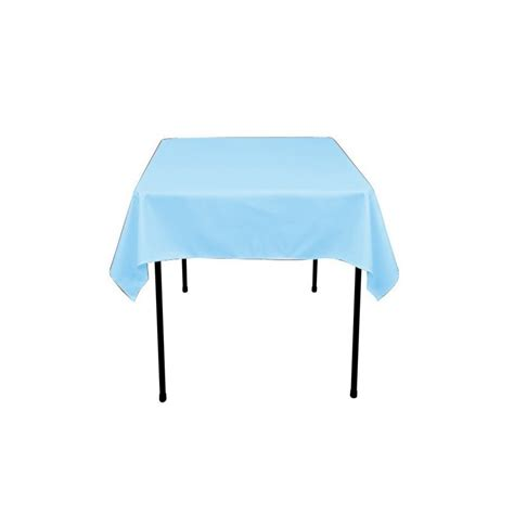Square Polyester by Square Tablecloth 30x30 Polyester