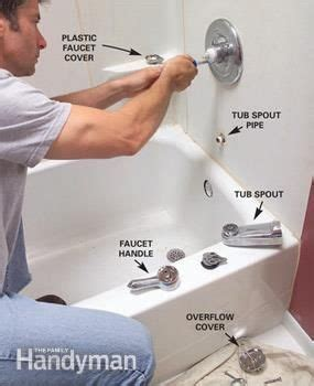 how to remove a bathtub faucet 20 best ideas about shower surround on pinterest tub