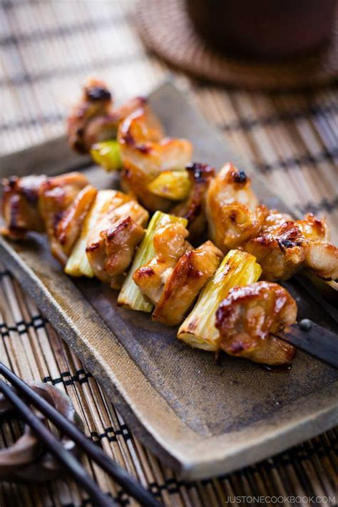 An Yukitri yakitori recipe grilled chicken balls recipe dishmaps