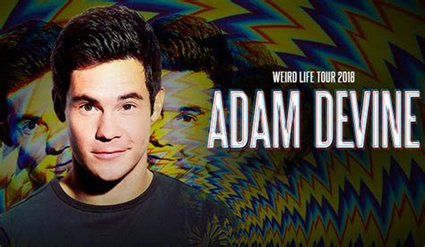 adam devine stand up australia adam devine announces weird life tour 2018 spotlight