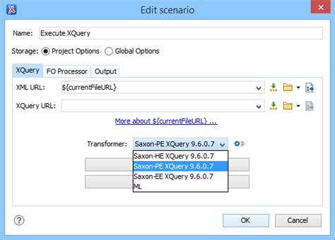 xquery tutorial html xquery editor