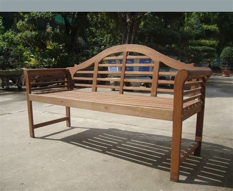 hardwood benches outdoor seating garden hard wood bench outdoor patio furniture fsc wooden