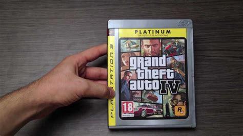 Disc Dvd New Original Ps3 Grand Theft Auto V Kaset Cd grand theft auto 4 unboxing ps3