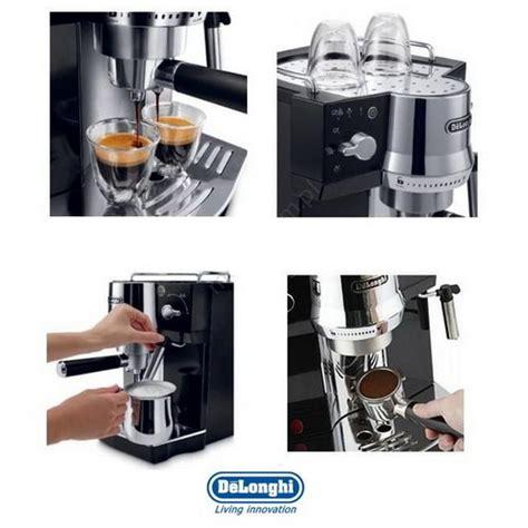 delonghi espresso ec820 b delonghi ec820 b espresso cappuccino machine with milk