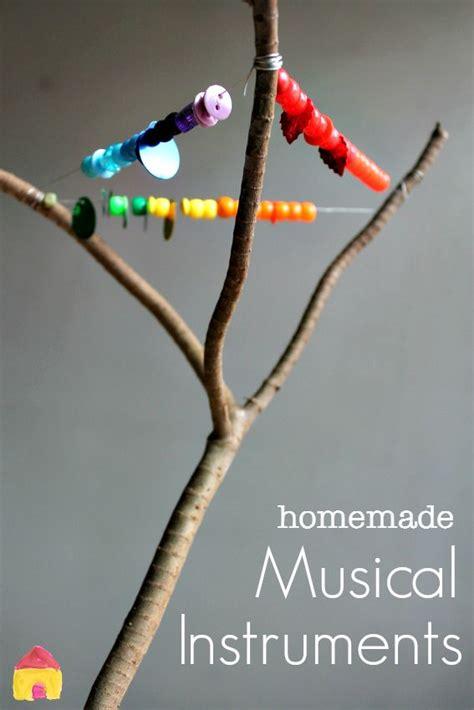 Handmade Musical Instrument - best 10 instrument craft ideas on