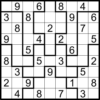 printable jigsaw sudoku puzzles free about jigsaw sudoku logic masters india may 2011