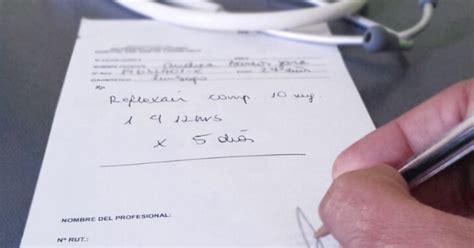 imagenes formulas medicas receta m 233 dica 191 qu 233 datos debe tener newsletter uss