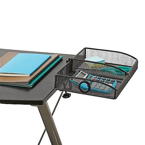 clip on desk shelf shelves things to buy and lofted beds on