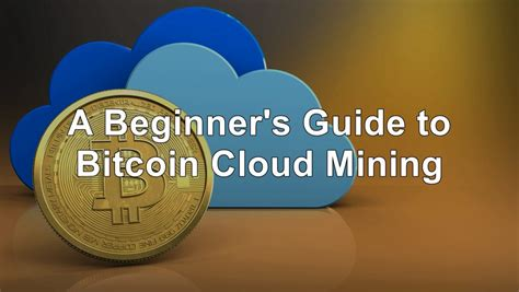 Bitcoin Mining Cloud Computing 2 by A Beginner S Guide To Bitcoin Cloud Mining Coindoo
