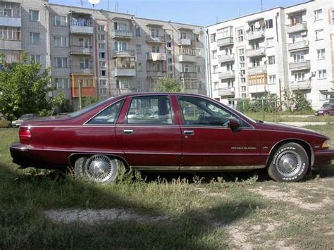 how petrol cars work 1993 chevrolet caprice classic free book repair manuals 1993 chevrolet caprice classik pictures 5cc gasoline automatic for sale
