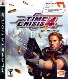 Time crisis 4 playstation 3 ign