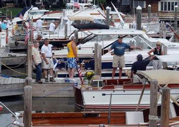 whatever floats your boat denis classic and antique boats make waves in st clair great