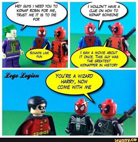 Funny Lego Memes - lego deadpool memes pictures to pin on pinterest pinsdaddy