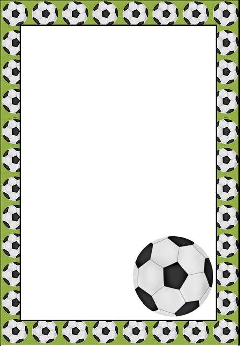 imagenes html width marcos invitaciones tarjetas o etiquetas del futbol para