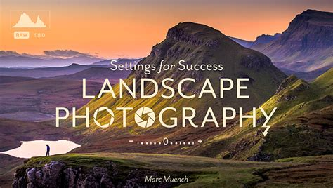 Landscaper Title Settings For Superb Landscape Photography