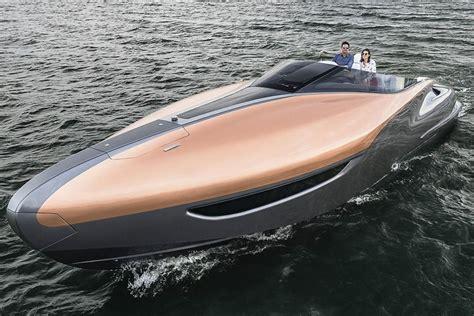 lexus boat lexus builds yacht to show off how fancy it is carbuzz