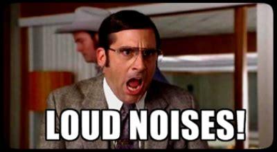 Loud Noises Meme - ok discount garage door noisiest garage door on the block