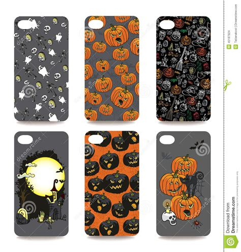 mobile phone cover mobile phone cover back set stock photo image