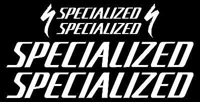 Specialized Aufkleber Set by Specialized Bike Frame Decals Stickers Graphics Set Vinyl