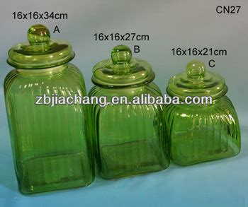 colored jars wholesale colored green square wholesale glass apothecary jars buy