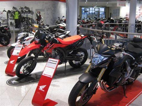 Motorrad Center Frankfurt by Zu Besuch Bei Honda Center Frankfurt Motorrad Fotos