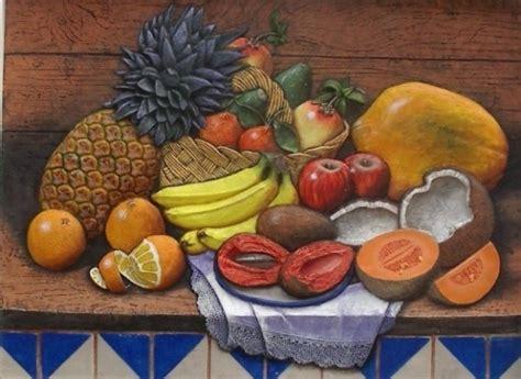 imagenes figurativas realistas de frutas atzimba n 225 poles razo obra bodeg 243 n de frutas