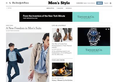 nytimes style section new york times launches new print section to cater to