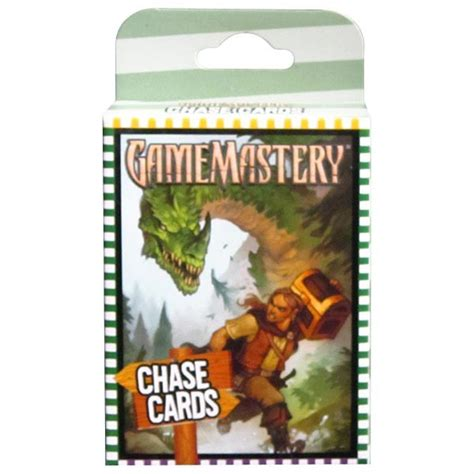 Chase Gift Card Sale - paizo gamemastery chase cards pzo3018