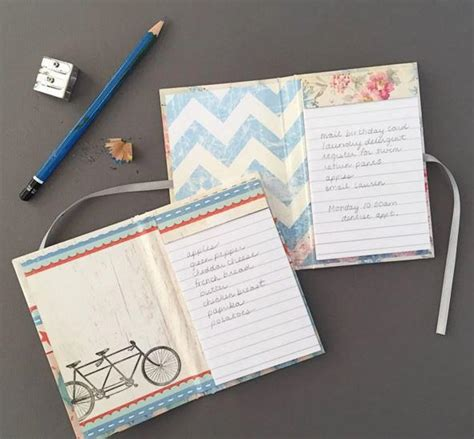 Paper Craft Books Free - mini and marvelous diy notebooks allfreepapercrafts