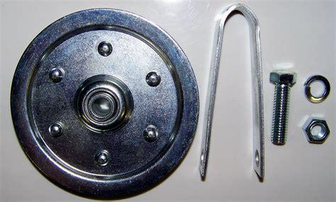 Garage Door Pulley Wheel by Garage Door Pulley 4 Quot